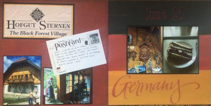 Europe Vacation 2015: Hofgut Sternen, Black Forest, Germany