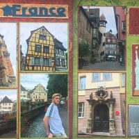 Europe Vacation 2015: Colmar, France