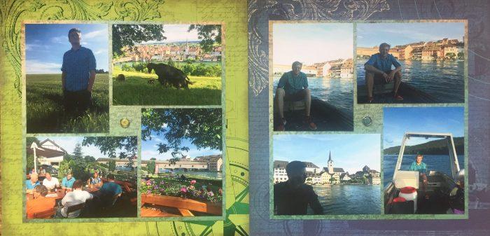 Europe Vacation 2015: Rhein Boat Trip
