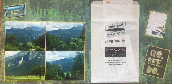 Europe Vacation 2015: Jungfrau 1