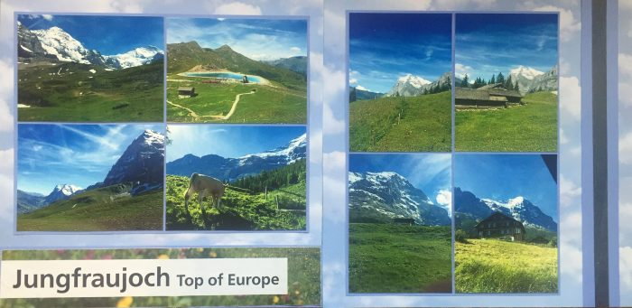 Europe Vacation 2015: Jungfrau 2
