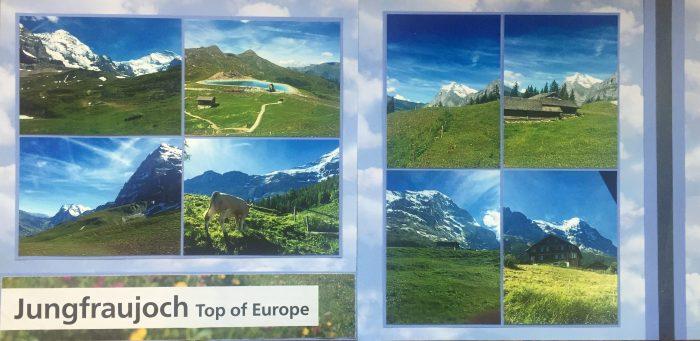 Europe Vacation 2015: Jungfrau 2