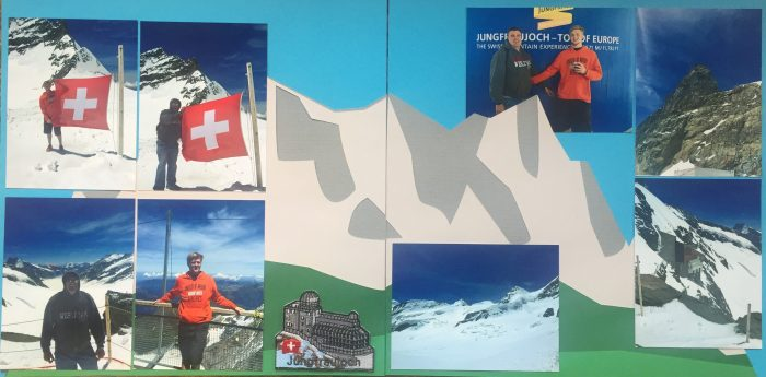 Europe Vacation 2015: Jungfraujoch 1