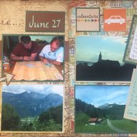 Europe Vacation 2015: Trip around Bodensee