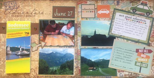 Europe Vacation 2015: Trip around Bodensee