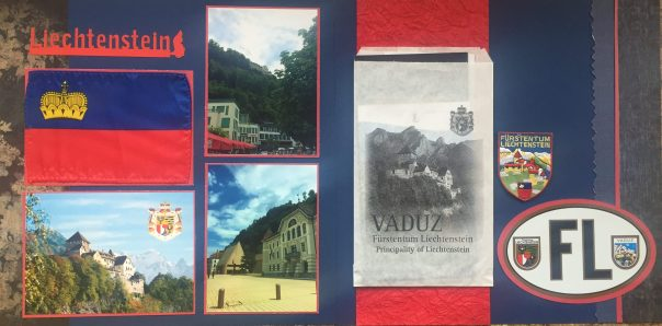 Europe Vacation 2015: Vaduz, Liechtenstein