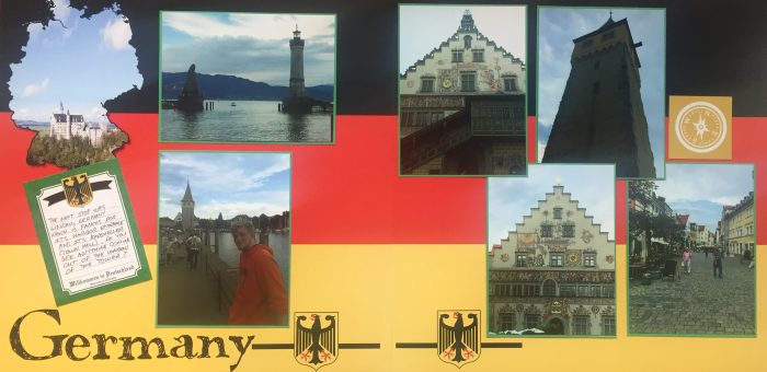 Europe Vacation 2015: Lindau, Germany