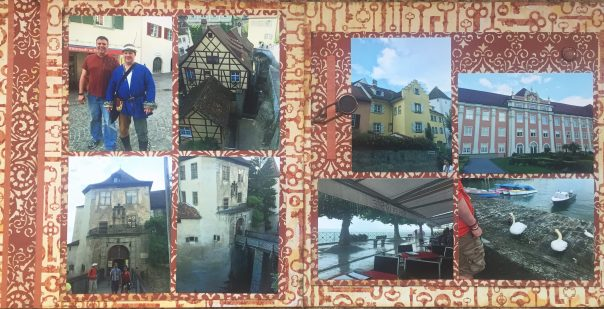 Europe Vacation 2015: Meersburg, Germany - 2
