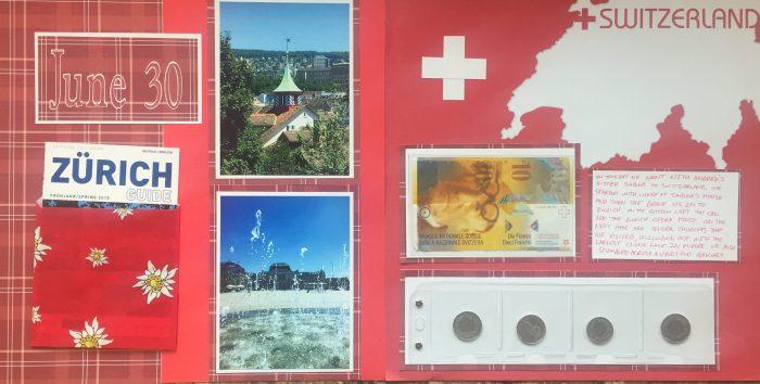Europe Vacation 2015: Zurich 1