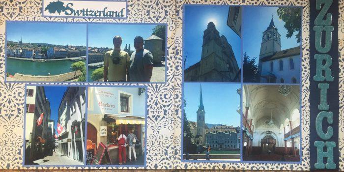 Europe Vacation 2015: Zurich 2