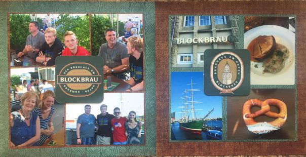 Europe Vacation 2015: Hamburg - Blockbräu