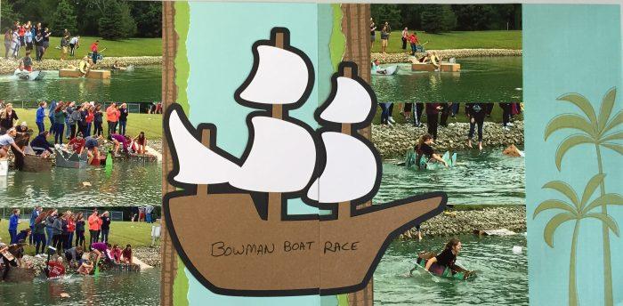 2015: Bowman Boat Race