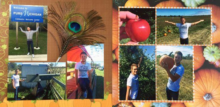 2015: Michigan Fall Farm Trip