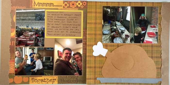 2015: Thanksgiving
