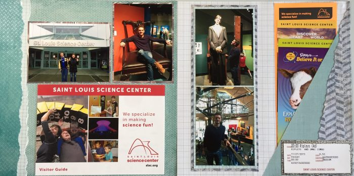 2015: St Louis Science Center