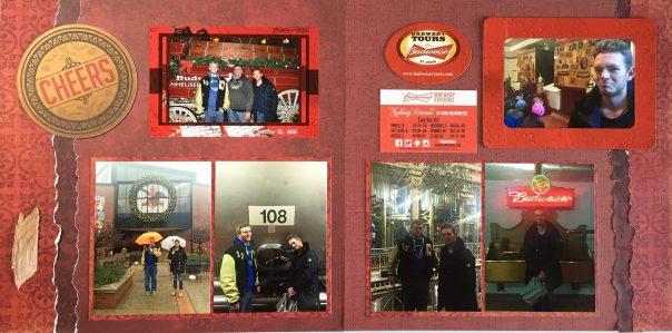 2015: Anheuser Busch Brewery Tour