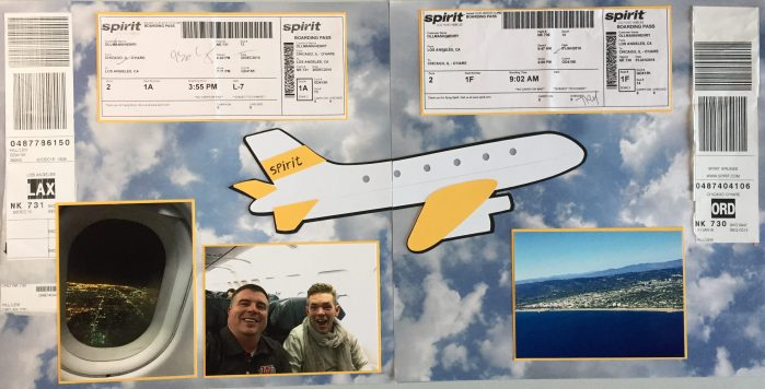 2015: Flight to California