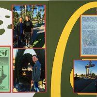 2015: Golf 'n Stuff and Vintage McDonalds