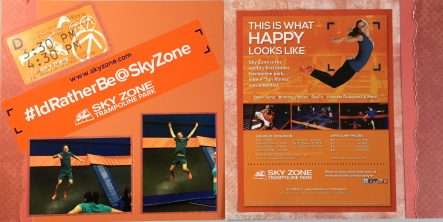 2016: Sky Zone