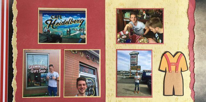 2016: Cafe Heidelberg