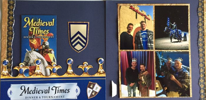 2016: Medieval Times - Chicago