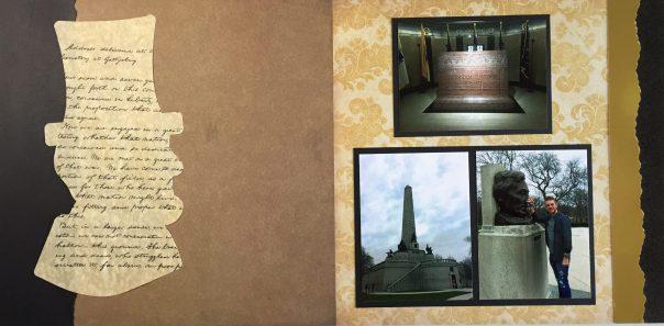 2016: Abraham Lincoln Tomb