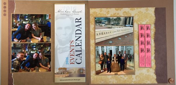 2016: Lincoln Presidential Museum