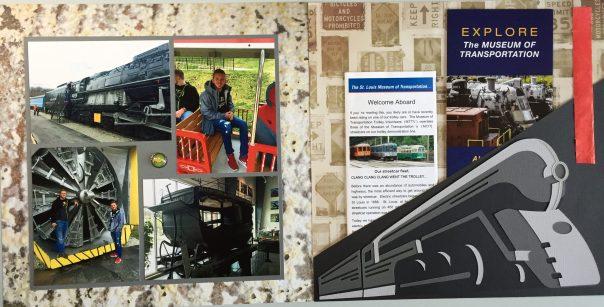 2016: Museum of Transportation