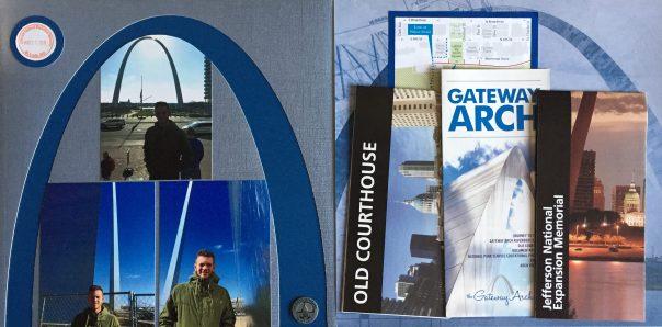 2016: St Louis Arch 1