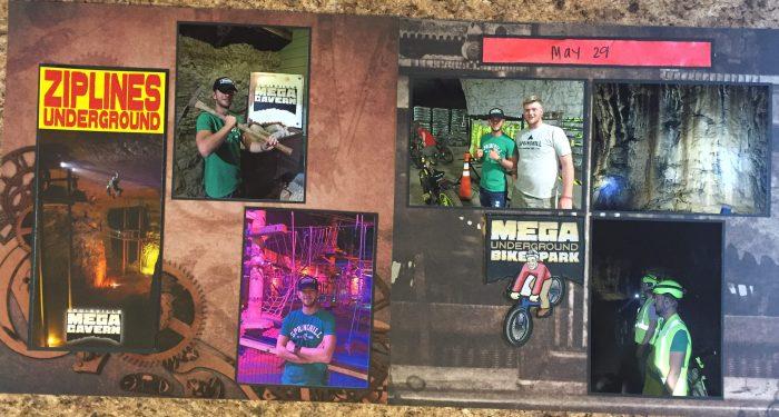 2016: Mega Caverns Bike Adventure