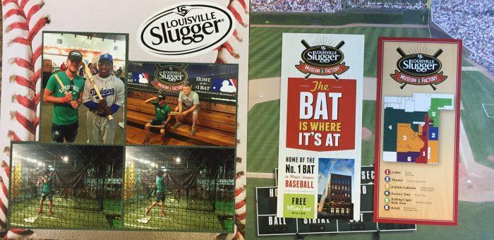 2016: Louisville Slugger Factory
