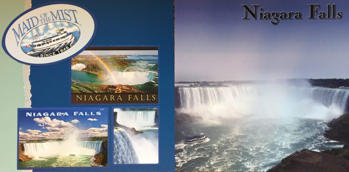 2016: Niagara Falls Cover