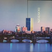2016: City of Boston