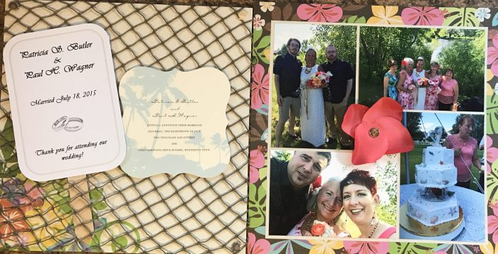 2015: Tropical Wedding