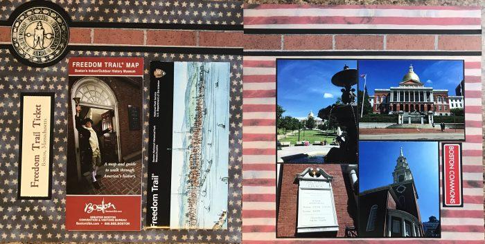 2016: Boston - Freedom Trail - Boston Commons