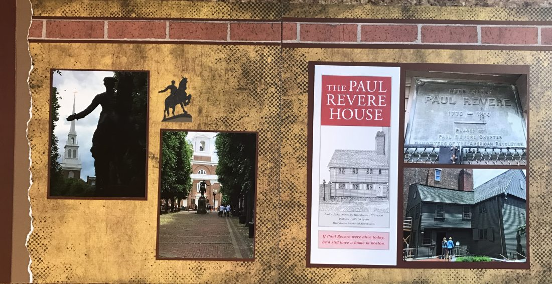 2016: Boston - Freedom Trail - Paul Revere House