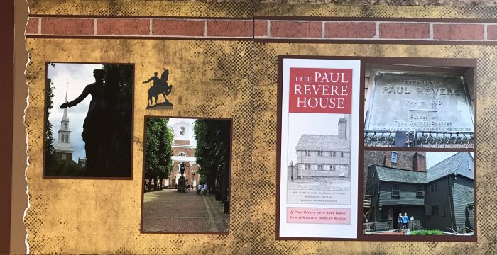 2016: Boston - Freedom Trail - Paul Revere House