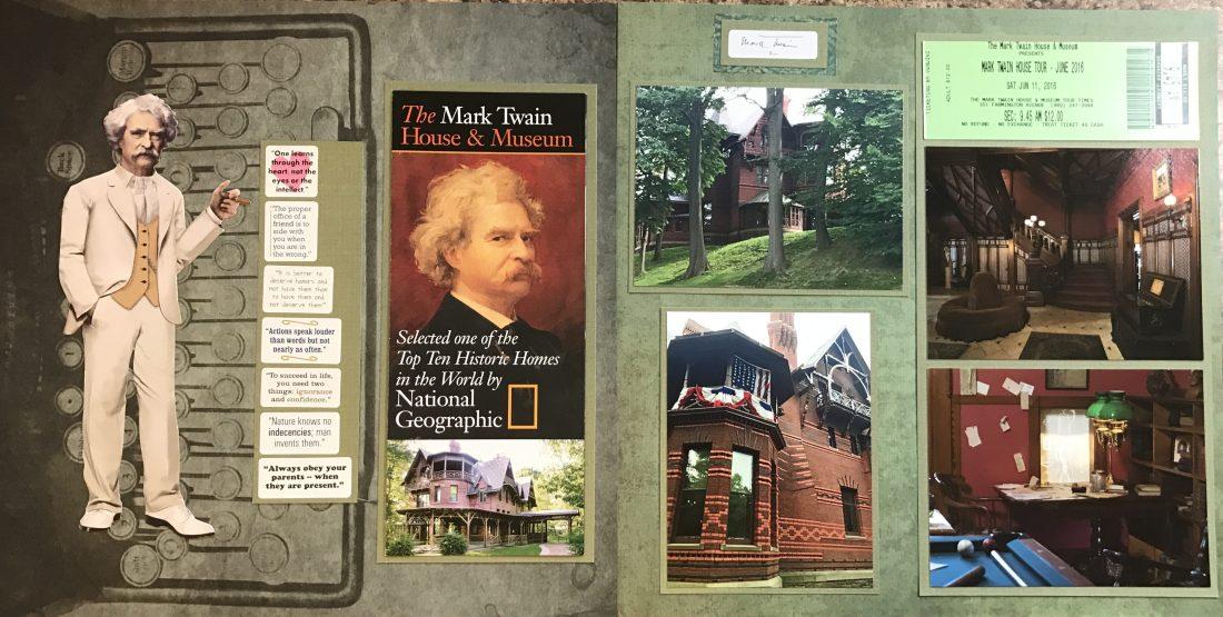 2016: Mark Twain House
