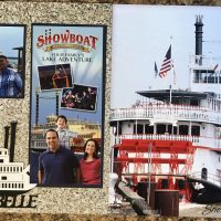 2016: Showboat Branson Belle