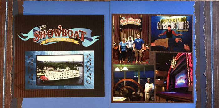 2016: Showboat Branson Belle 2