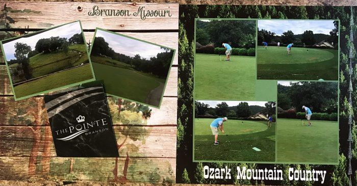 2016: Branson - Golf - The Pointe