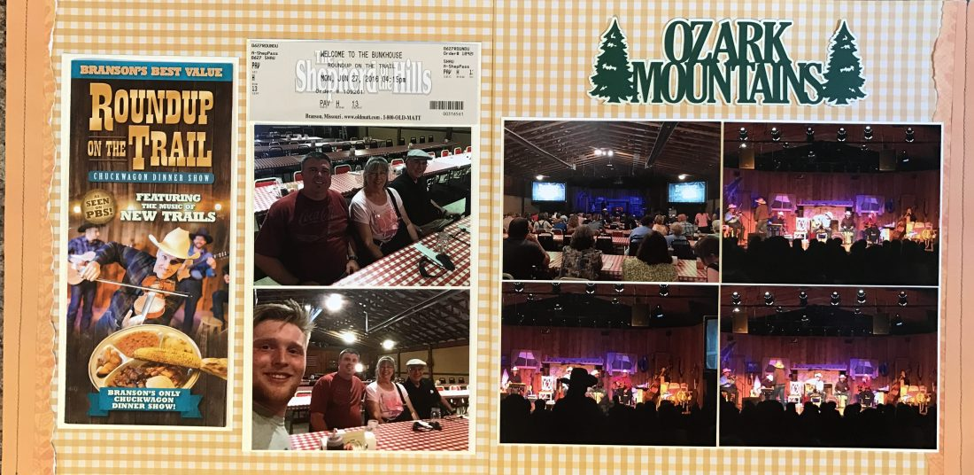 2016: Branson - Roundup on the Trail