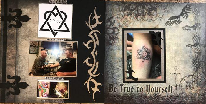 2015: First Tattoo