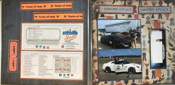 2016: Taste of Indy and Airstrip Attack
