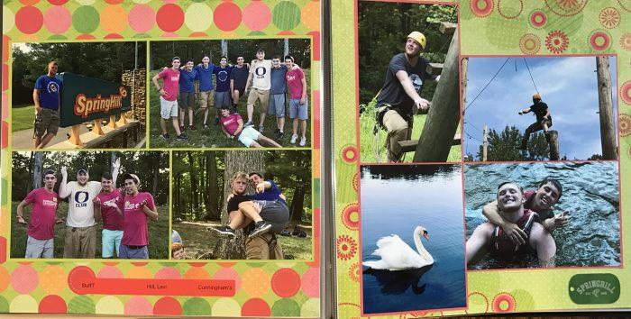 2016 SpringHill Camp 1