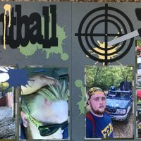 Spring Break 2017 - Orlando: Paintball