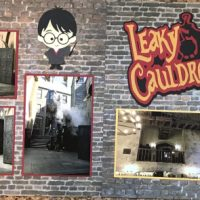 Spring Break 2017 - Orlando: Diagon Alley and Leaky Cauldron