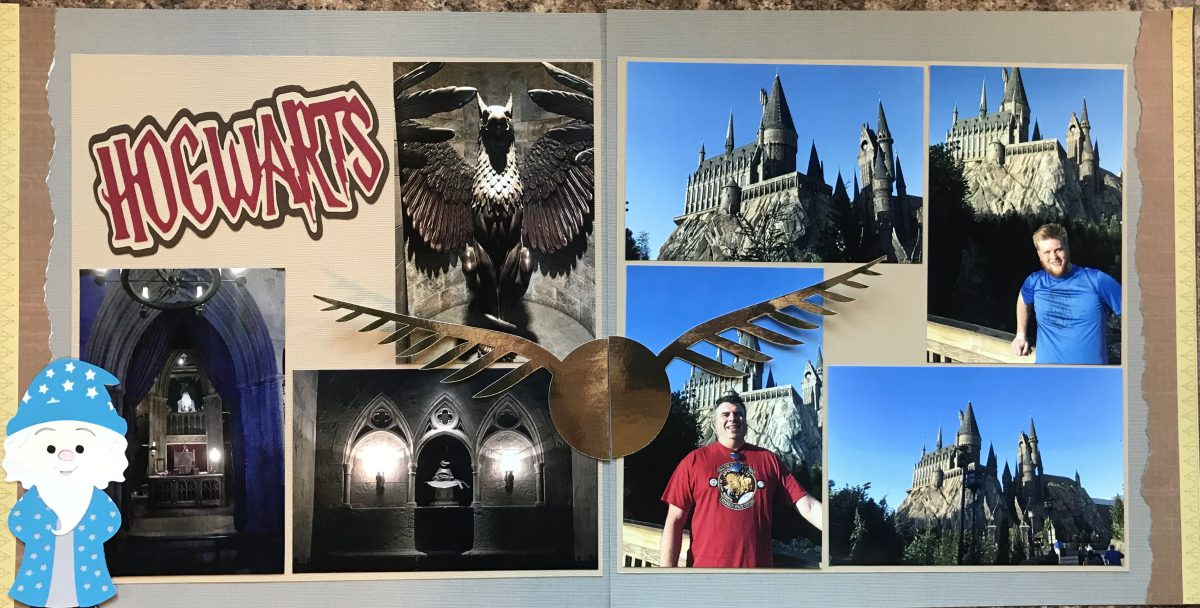 Spring Break 2017 - Orlando: Hogwarts