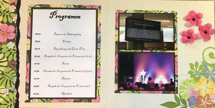 2017: Luca's Graduation Album 5