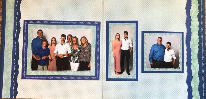 2017: Luca's Graduation Album 2